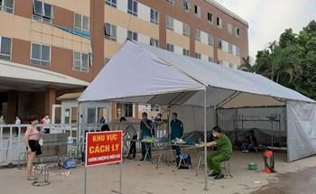 Bệnh nhân Covid-19 ở Hà Nội tiếp xúc với 57 người