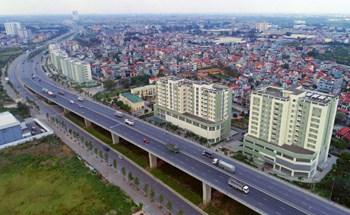 Long Biên hút dự án cao cấp nhờ hạ tầng