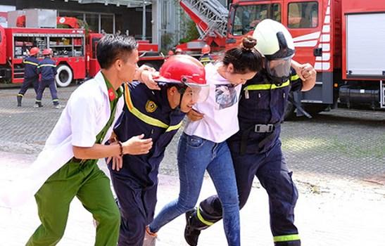 Ứng dụng giúp gọi lực lượng cứu hỏa, cứu nạn nhanh chóng khi có hỏa hoạn
