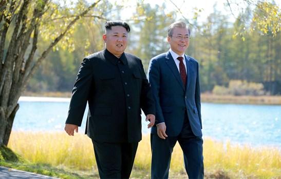 Hàn - Triều khôi phục đường dây nón