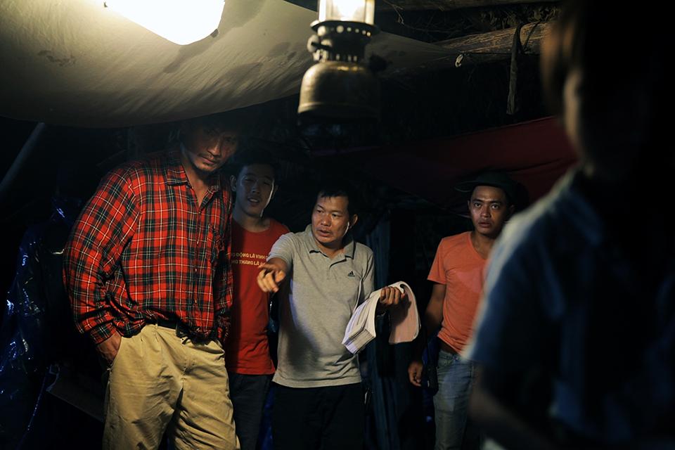 Đạo diễn Lương Đình Dũng: Phim chính là tái hiện thực cuộc sống - Ảnh 9