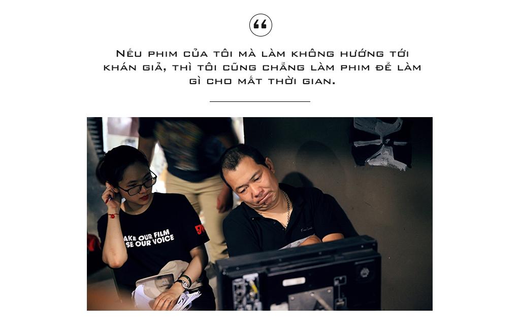 Đạo diễn Lương Đình Dũng: Phim chính là tái hiện thực cuộc sống - Ảnh 11