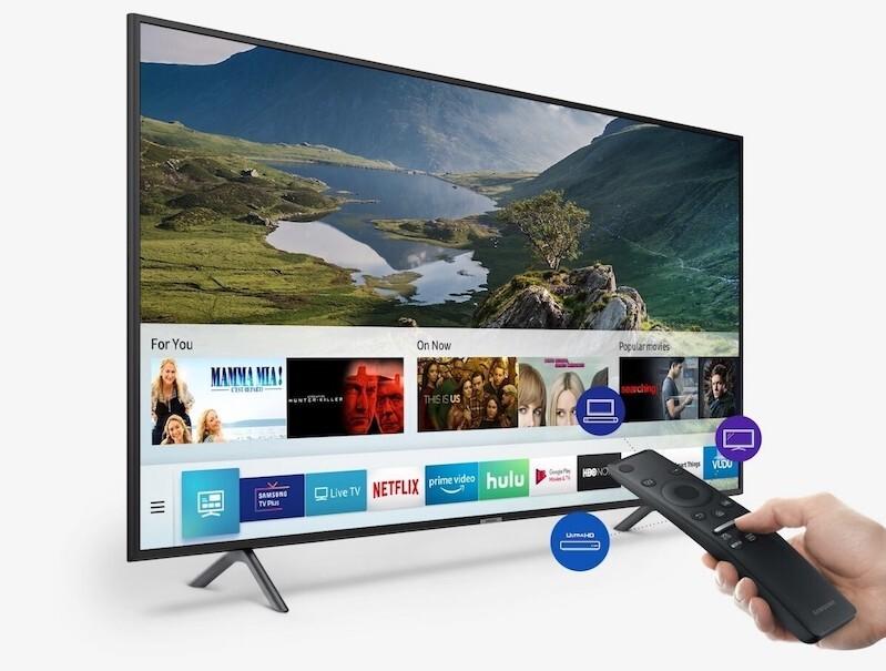 Loạt TV 4K giảm giá mạnh đầu tháng 6 - Ảnh 1