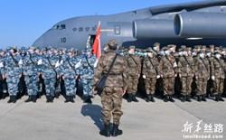 Trung Quốc nói lý do không phát hiện ca lây nhiễm COVID-19 nào trong 2 triệu Quân giải phóng
