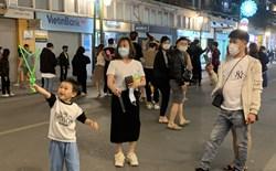 Hà Nội: Nhiều tuyến phố