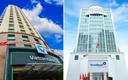 Khác biệt áp lực kế thừa tại Vietcombank và VietinBank