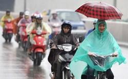 Chiều nay Hà Nội đón gió mùa, trời chuyển mưa rét