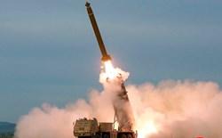 [NÓNG]: Triều Tiên phóng vật thể bay không xác định, Nhật nghi là tên lửa