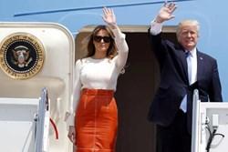 Ông Trump sắp rời Nhà Trắng, kết thúc nhiệm kỳ tổng thống đầy