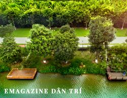 Bên trong dự án xanh nhất khu vực phía Đông Hà Nội, được nhiều sao Việt mê mẩn có gì?