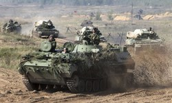 Nga lập thêm 20 đơn vị quân đội đối phó NATO