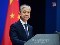 Trung Quốc tức giận vì phát biểu của Nhật về đảo Đài Loan