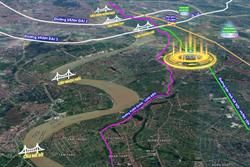 Hà Nội triển khai hàng loạt cây cầu ven bờ sông Hồng, kỳ tích bờ Đông sẽ xuất hiện