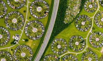Khu đô thị 'ngoài hành tinh' tại Copenhagen