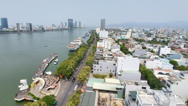 Đà Nẵng cần đến 300 nghìn tỷ để thực hiện đồ án quy hoạch chung thành phố. Ảnh: Vĩnh Nhân